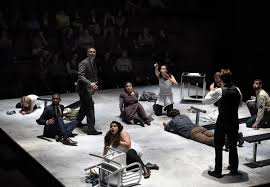 theater review playmakers u0027 the crucible is a brisk study in