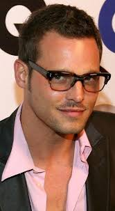 horn rimmed non-prescription glasses for men