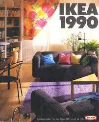 ikea 1990 ikea catalogue covers pinterest catalog vintage