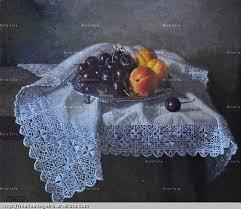 Cerezas con duraznos Manuel Tegeiro Vilches- Artelista. - 8670331186729420