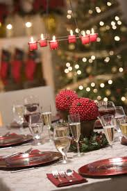 25 elegant christmas table settings holiday table ideas