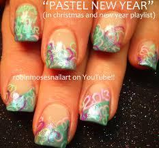 robin moses nail art 2012