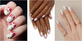 beautiful nail designs for weddings bridal nail art ideas