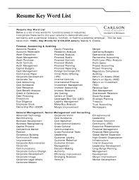 Creative Cv  list of resume words   template  resume phrases for     happytom co