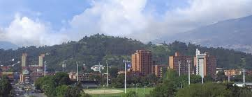 El Volador hill