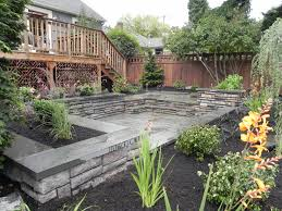 garden design with mesmerizing landscape plans and planning