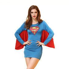 Supergirl Halloween Costume Supergirl Costumes Ebay