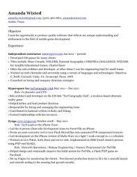 good resume amanda resume amanda wixted fcffddcfeaabb x resume Example Resume And Cover Letter
