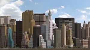 Minecraft New York Map Download by Midtown Manhattan New York Screenshots Show Your Creation