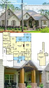 French Country Home Plans by Plan 51735hz Flexible Southern Home Plan With Bonus Room French