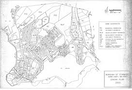 Map Nj Tax And Zoning Maps Borough Of Stanhope