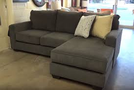 Ashley Furniture Couches Ashley Furniture Hodan Marble Sofa Chaise 797 Review Youtube