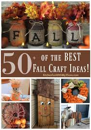 Craft Ideas Home Decor Best 25 Diy Fall Crafts Ideas On Pinterest Fall Decorations Diy
