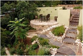 Backyard Cement Patio Ideas by Backyards Ergonomic Peachy Image And Concrete Patio Design