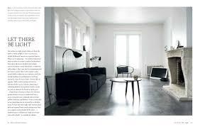White Home Interiors Monochrome Home Elegant Interiors In Black And White Hilary