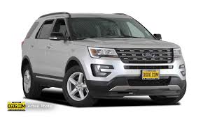 Ford Explorer Roof Rack - new 2016 ford explorer xlt 4d sport utility in san jose cfd7594t