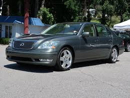 lexus ls towing capacity used 2006 lexus ls 430 base for sale in asheville nc vin