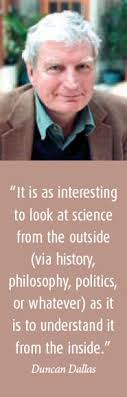 Duncan Dallas quote. Designed as a non-academic forum where, for the price ... - cafe_society_quote