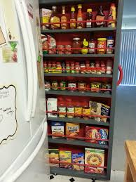 diy pull out shelves for kitchen trends and pictures shelving
