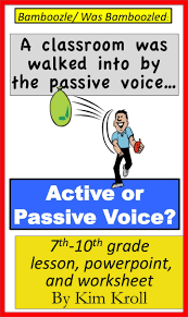 15 best active u0026 passive voice images on pinterest english
