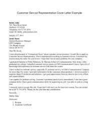Customer Service Cover Letter Example Resume And Cover  resume       resume samples happytom co
