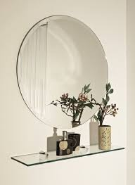 home decoration enchanting cheap frameless mirror and wall mirror