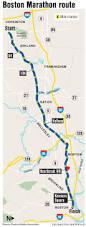 T Boston Map by Boston Marathon Local Pair Run To Raise Money For Be Like Brit