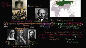 overview of the bolshevik revolution youtube