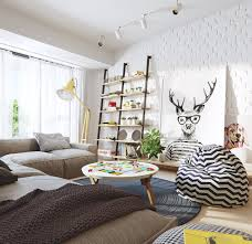 2 stunningly beautiful homes decorated in modern scandinavian style