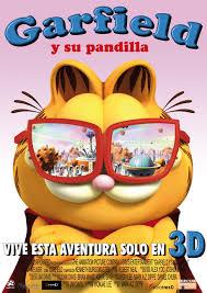 Garfield Y Su Pandilla (Garfield 3D)