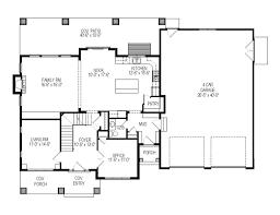 10 Car Garage Plans Craftsman Style House Plan 6 Beds 4 50 Baths 2969 Sq Ft Plan 920 36