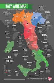 Tuscany Map Map Of Italian Wine Regions Wine Folly