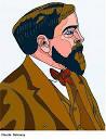 Cartoon: Claude Debussy (medium) by Alexei Talimonov tagged composer ... - claude_debussy_257705