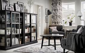 living room furniture ideas ikea ireland dublin living room furnished with dark grey armchairs black coffee table and two