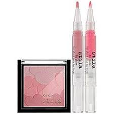 Love At First Blush Set  Blush and   glosses  For India or