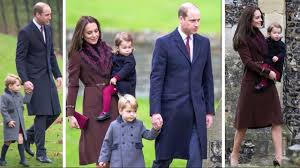 prince william and kate middleton prince george and princess