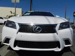 lexus sedan packages 2014 lexus gs 350 f package f sport all wheel drive navigation