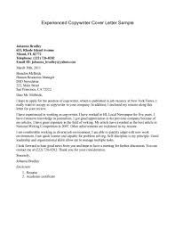 Sample Employment Cover Letter      Documents In PDF  Word Resume Format