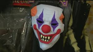 killer clown costume spirit halloween party stores still selling clown costumes but not many are buying
