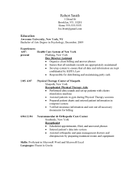 Best Resume Qualifications by Sample Cna Resume Skills Job Resume Samples Sample Cna Resume Job