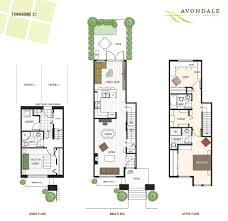 this avondale floor plan is one of the best family townhouse