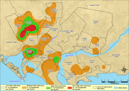 Pakistan On The Map Gis Helps Identify U201cred Zones U201d For Gas Leakage In Pakistan