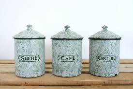 100 kitchen canisters green 100 stoneware kitchen canisters