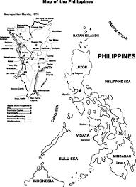 mapa ng pilipinas -philippines on a map