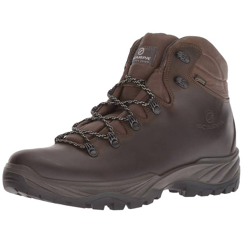 Scarpa Terra GTX Boots Brown Medium 44 30020/200-Brn-44