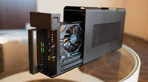 Cabinet For Pc by 5 Irresistible Graphics Cards Enclosures For Pc Gaming From Ces