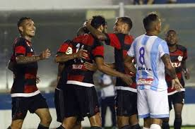 Com gol de Wallace, Flamengo bate Macaé por 2 a 0 e vence a ...