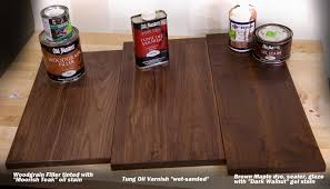 Outdoor Furniture Finish by 3 Tricks For A Beautiful Walnut Wood Finish U2013 Woodworkers Source Blog
