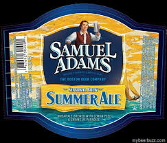 Samuel Adams - Summer Ale 2013 ~ mybeerbuzz.com - Bringing Good