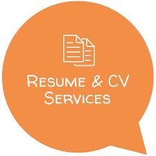 Resume Writing  amp  CV Writing Services